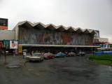 Novi Sad's socialist-era central station