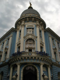 Corner facade on Svetozara Miletića