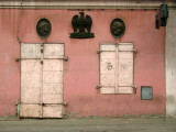 Old building front, Petrovaradin district