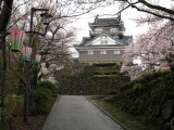 Echizen Ōno-jō 越前大野城