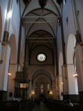 Interior of Dome Cathedral