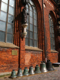 Bells and stained glass windows