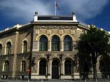 Latvijas Banka on Pils Laukums