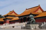 2008 China trip-Forbidden City