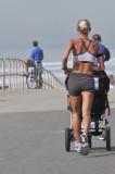 A day at Huntington dog Beach.CA