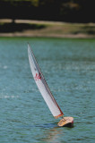 Radio Control sailboat