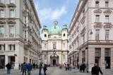 Peterskirche - Graben