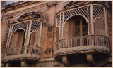 Balconies in Mdina