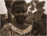 Rabaul in Papua New Guinea
