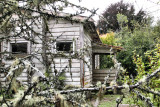 Old cottage at Lake Rotoiti