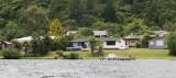 Lake Houses on Lake Rotoiti