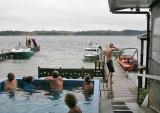 Manupirua Springs Hot Pools on Lake Rotoiti