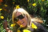 Smelling da flowers @ Martinborough