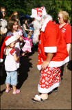 Christmas Party at the Auckland Zoo