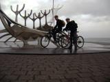 V.Í.N-ræktin: Hjólarúntur um Reykjavík