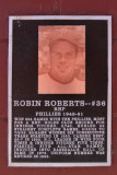 The Robin Roberts Field Plaque