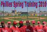 Phillies Spring Training 2010 Montage