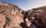 Calico Canyon Panorama