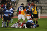 Rugby French Barbarians vs XV Europe