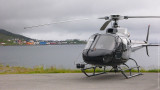 Expedition Transport: Mosquito Helicopter