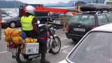 Popular Way to Travel in Europe - by Motorcycle