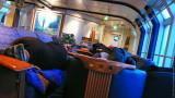 The Polar Night (3am!) on Coastal Ferry