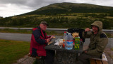 Snack on the Mountain Pass