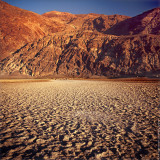 Badwater: 86 m. under the sea level