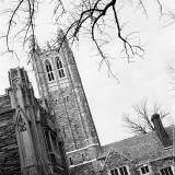 Tower, Princeton University Campus, NJ