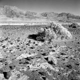 Typical Death Valley Terrain, California