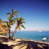 On the beach, Avalon, St.Catalina Islland, CA, USA