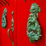 Red Door, San Juan, Puerto Rico