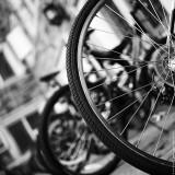 Campus Bicycles, Princeton University, NJ, USA