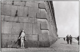 Beach about The Peter & Paul Fortress, Leningrad, 1973