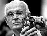 Henri Cartier-Bresson, portrait