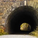 Siberia: Circumbaikal Railway tunnel
