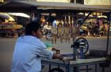 Phnom Penh-Modest trade