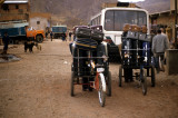 Border crossing Peru/Bolivia