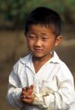 Hill tribe kid