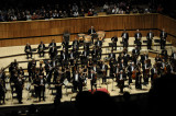 London Philharmonic taking applause after Brahms First _DSC5980.jpg