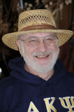 Ken Trimmer wearing a straw hat in April 2008 _DSC1998.jpg