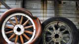 Old wheels