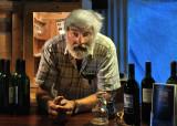 The wine maker