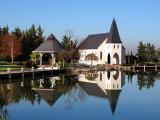 Chapel by the lake
