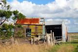 Barn on a Gippsland farm