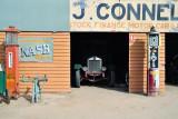 Motor garage