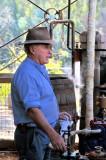 Steam engine mechanic
