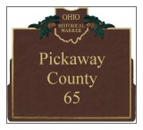 Pickaway County Historical Markers
