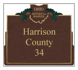 Harrison County Historical Markers