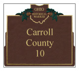 Carroll County Historical Markers